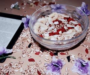 aesthetic, muesli, and blog image
