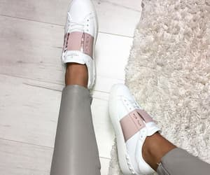 shoes, sneakers, and Valentino image