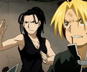 anime, anime girl, and edward image