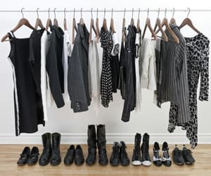 closet, style, and fashion image