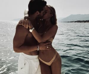 aesthetic, couple, and travel image