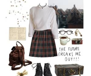 autumn, clothes, and style image