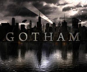 aesthetics, DC, and Gotham image