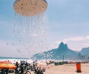 brasil, calor, and mar image