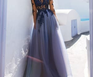 dress, prom dress long, and prom dress 2018 image