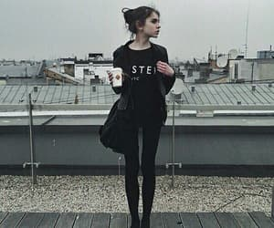thin, black, and body image