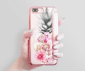 floral, flowers, and iphone cover image