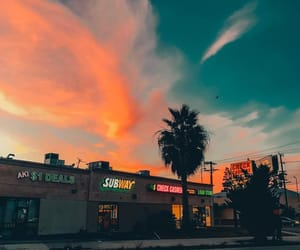 beautiful, color, and losangeles image