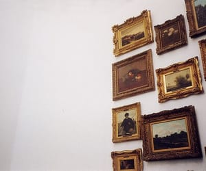frame, painting, and picture image