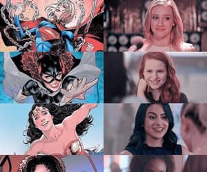 Marvel, veronica lodge, and cheryl blossom image