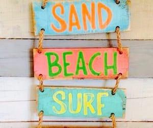 beach, indie, and vintage image