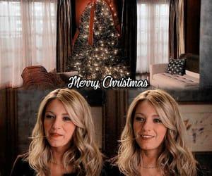 blake lively, christmas, and gg image