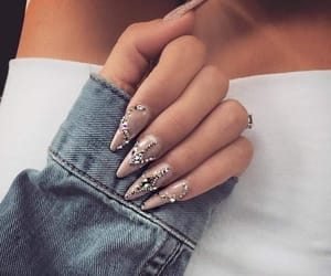 girly inspiration, nails goals, and claws style image