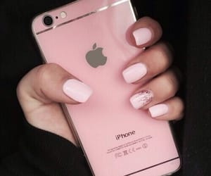 cool, pink, and rose gold image
