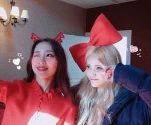 yves, loona, and jinsoul image