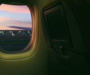 flight, poem, and plane image