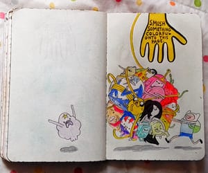 wreck this journal, destrua este diario, and saccage ce carnet image