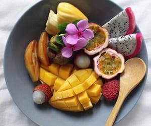 fruit, food, and yummy image