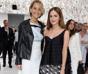 emma watson, Jennifer Lawrence, and actress image