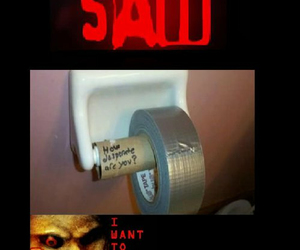 funny pics, funny toilet paper, and bad for men image