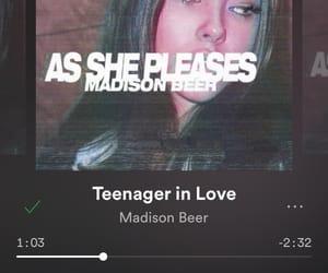 madisonbeer, teenagerinlove, and asshepleases image