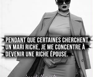 business, femme, and fr image