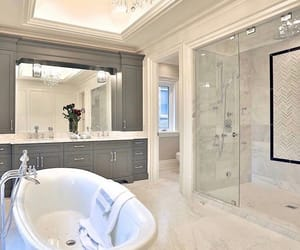 bathroom, design, and Dream image
