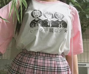 clothes, girls, and pink image