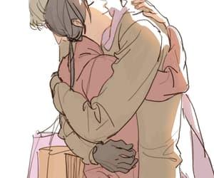 anime, Boys Love, and hetalia image