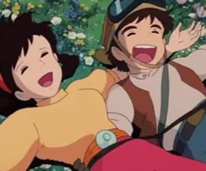 Castle in the Sky, Miyazaki, and ghibli image