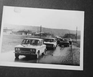 car, old photo, and vintages image