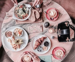 food, coffee, and delicious image