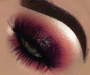 fashion, maquiagem, and make image