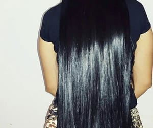 girl, hairgoals, and hair image
