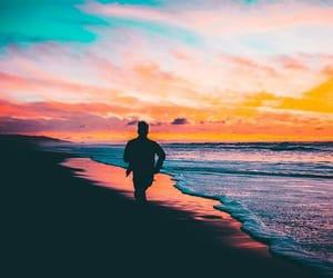 amazing, nature, and beach image