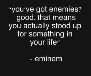 eminem, enemies, and haters image
