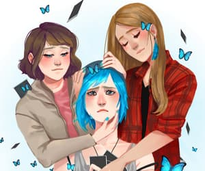before the storm, lis, and chloe price image