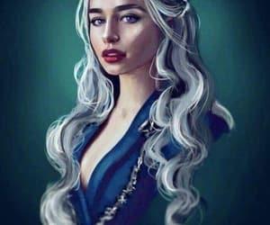 beautiful, blond, and got image