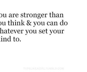 inspiring, quotes, and stay strong image