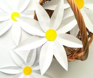 handmade, kwiaty, and wiosna image
