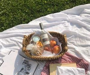 food, picnic, and summer image