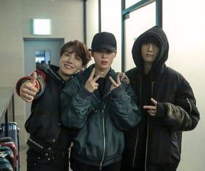 bts, park jimin, and jung hoseok image
