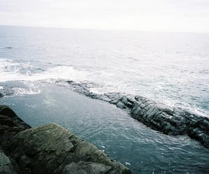 sea, photography, and water image