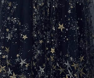 stars, aesthetic, and blue image