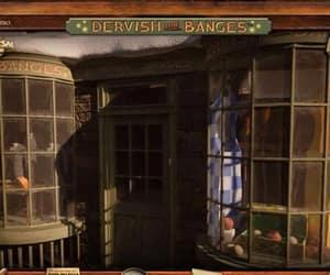 harry potter, hogwarts, and village image