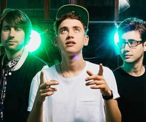 green, synth pop, and years and years image