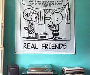 pop punk, i've given up on you, and real friends image