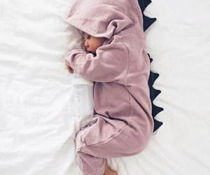 cute, baby sleepsuits, and baby rompers image