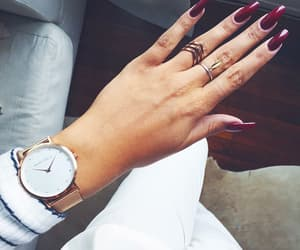 style, jewelry, and nails image