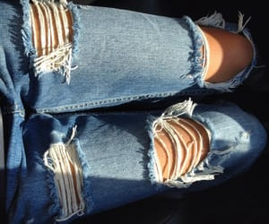 fashion, jean, and mode image